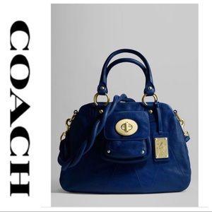 💕SALE💕 Rare Coach Grayish Green Kira 13930 Bag